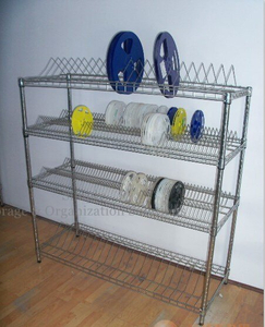 SMT Component Reel Storage Shelving With Castors