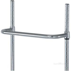 wire shelving accessory- Handles