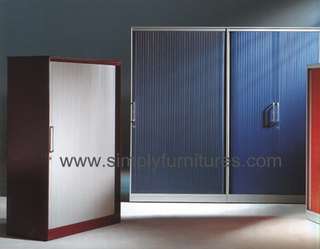 rolling shutter door cabinet for home