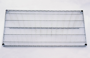 heavy duty chrome plate wire shelf