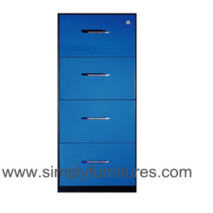 vertical metal cabinet 4 drawers