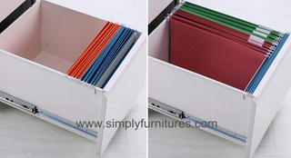 mobile cabinet for file folder