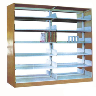 Bookshelf Single Upright (T8-MB1-06)