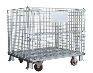 Wire Mesh Steel Container for Transport Packaging Industry